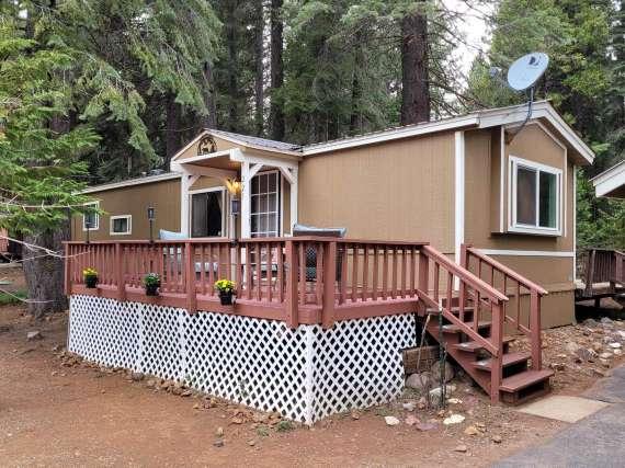 Turn-Key Home in Lake Almanor