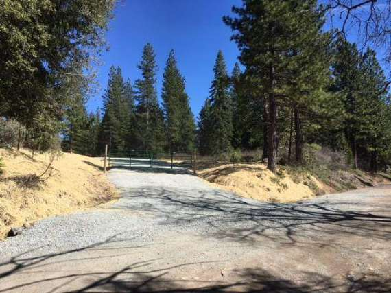 High Sierra Farm, 13 Hour Sun Path, Great Soil in Nevada City